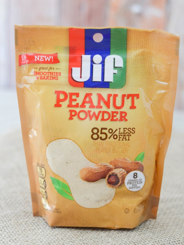 Peanut Butter Banana Muffins #StartWithJifPowder #ad