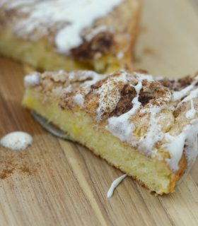 Gluten Free Pineapple Cake