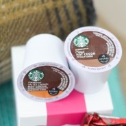 Starbucks Cozy Collection & Hot Cocoa