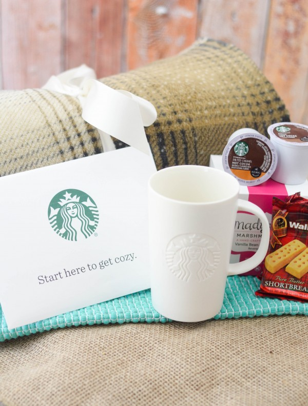 Starbucks Hot Cocoa & Cozy Collection #KCup #HotCocoa #IC #ad