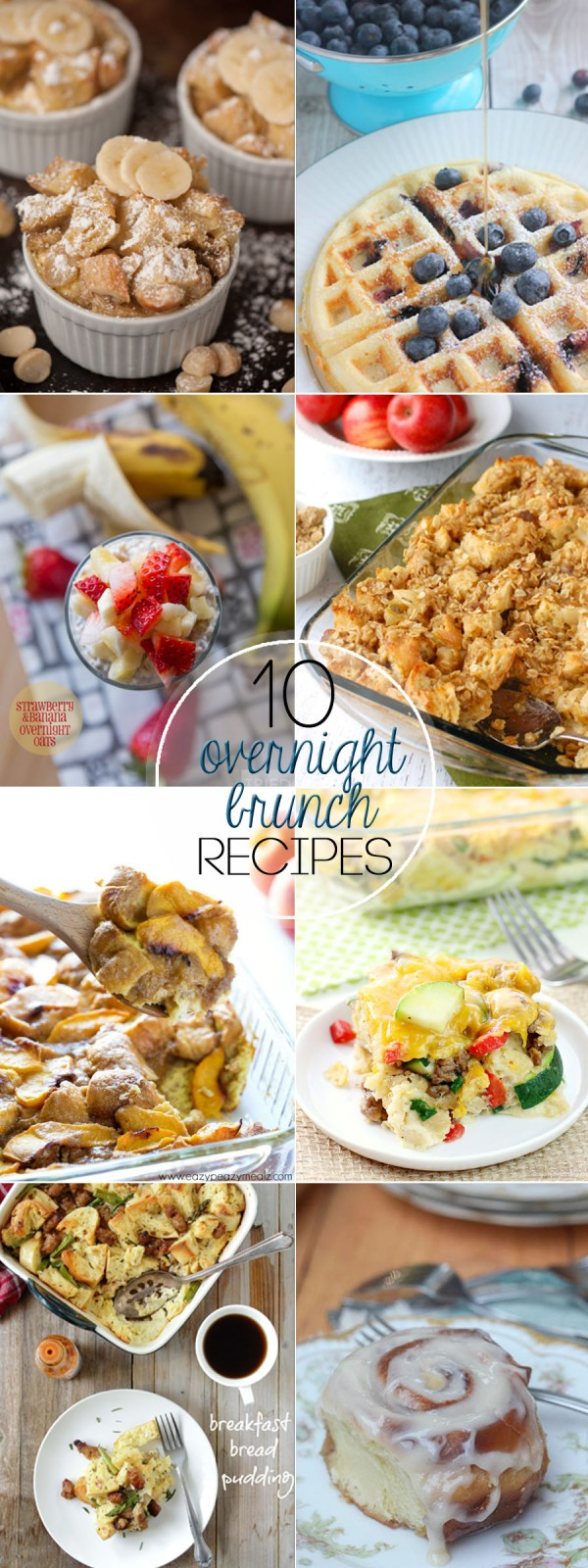 10 Overnight Brunch Recipes