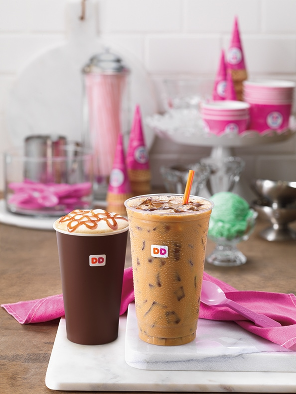 New Pistachio Iced Coffee from Dunkin' Donuts - Mommy ...