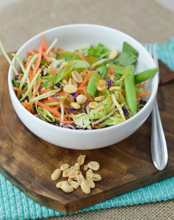 3 Ways to Serve Ginger Bok Choy Salad #EatSmartVeggies #ad