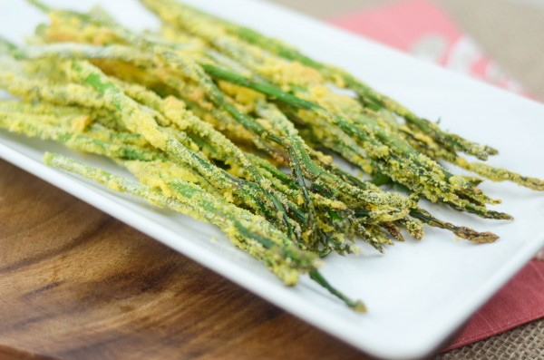 Toaster Oven Giveaway & Baked Parmesan Asparagus #EasyReach #Sponsored #Giveaway @Target @HamiltonBeach