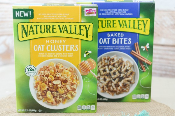 Nature Valley Cereals #NatureValleyCereal #ad