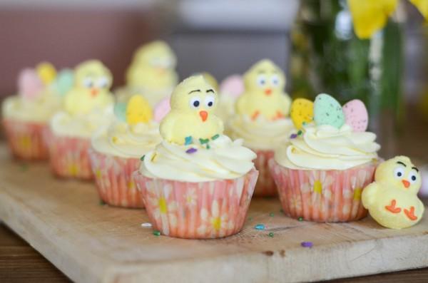 Spring Cupcakes #MixUpAMoment #ad
