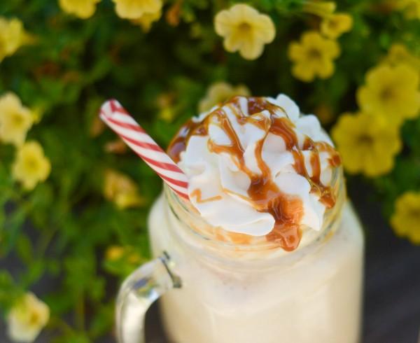 Frozen Caramel Coffee Recipe