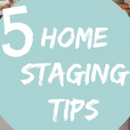 5 Home Staging Tips with CORT Furniture Rental