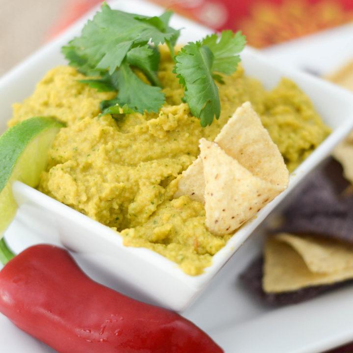 Spicy Guacmole Dip