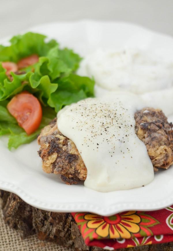 Gluten Free Chicken Fried Steak
