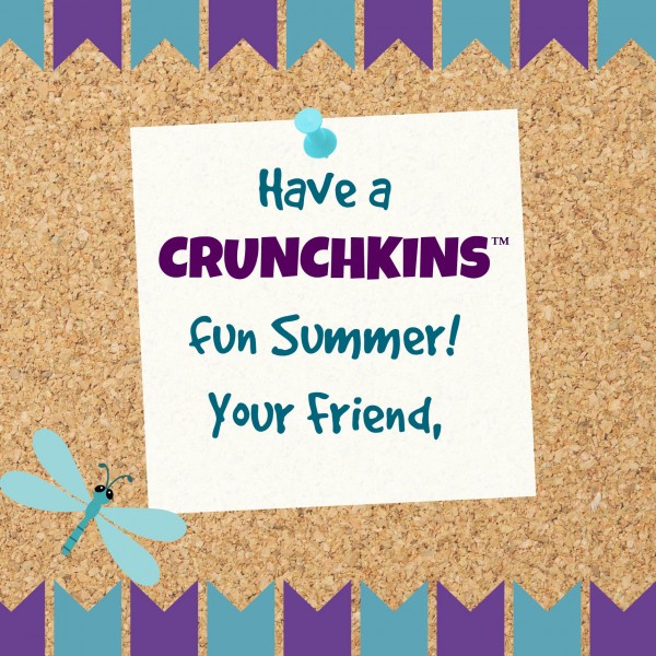 Summer Fun with Crunchkins™ Dessert Poppers Printable @CrunchkinsCandy #CrunchkinsCandy #Sponsored