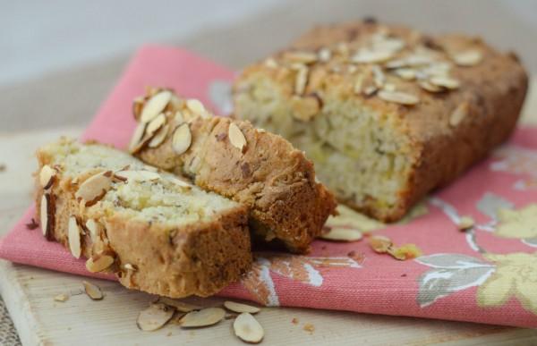 Gluten Free Zucchini Pineapple Bread