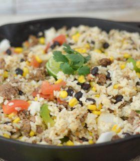 Mexican Rice Casserole & Cinco de Mayo Recipes
