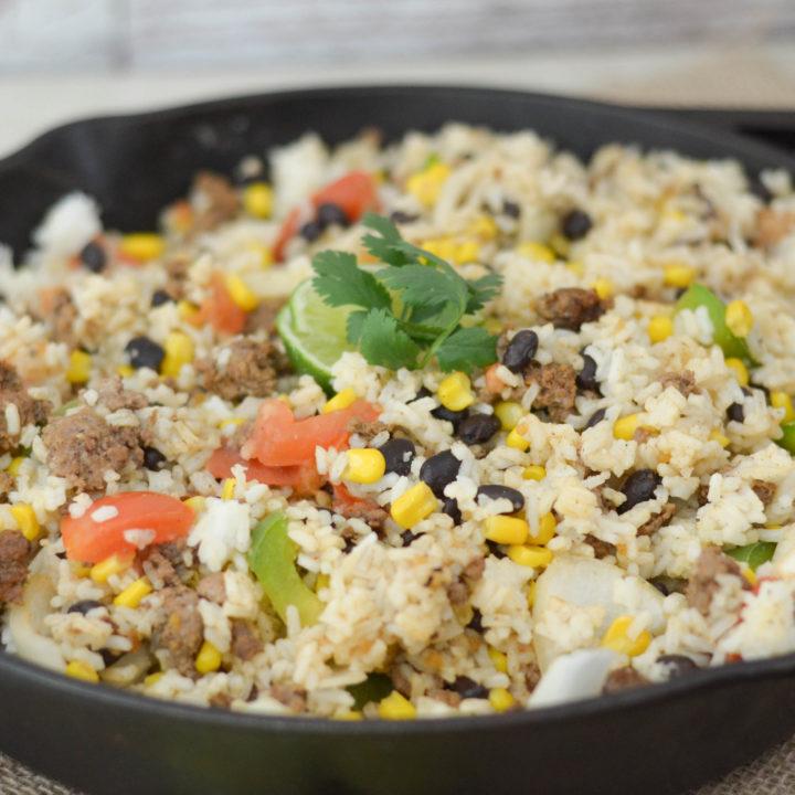 Mexican Rice Casserole