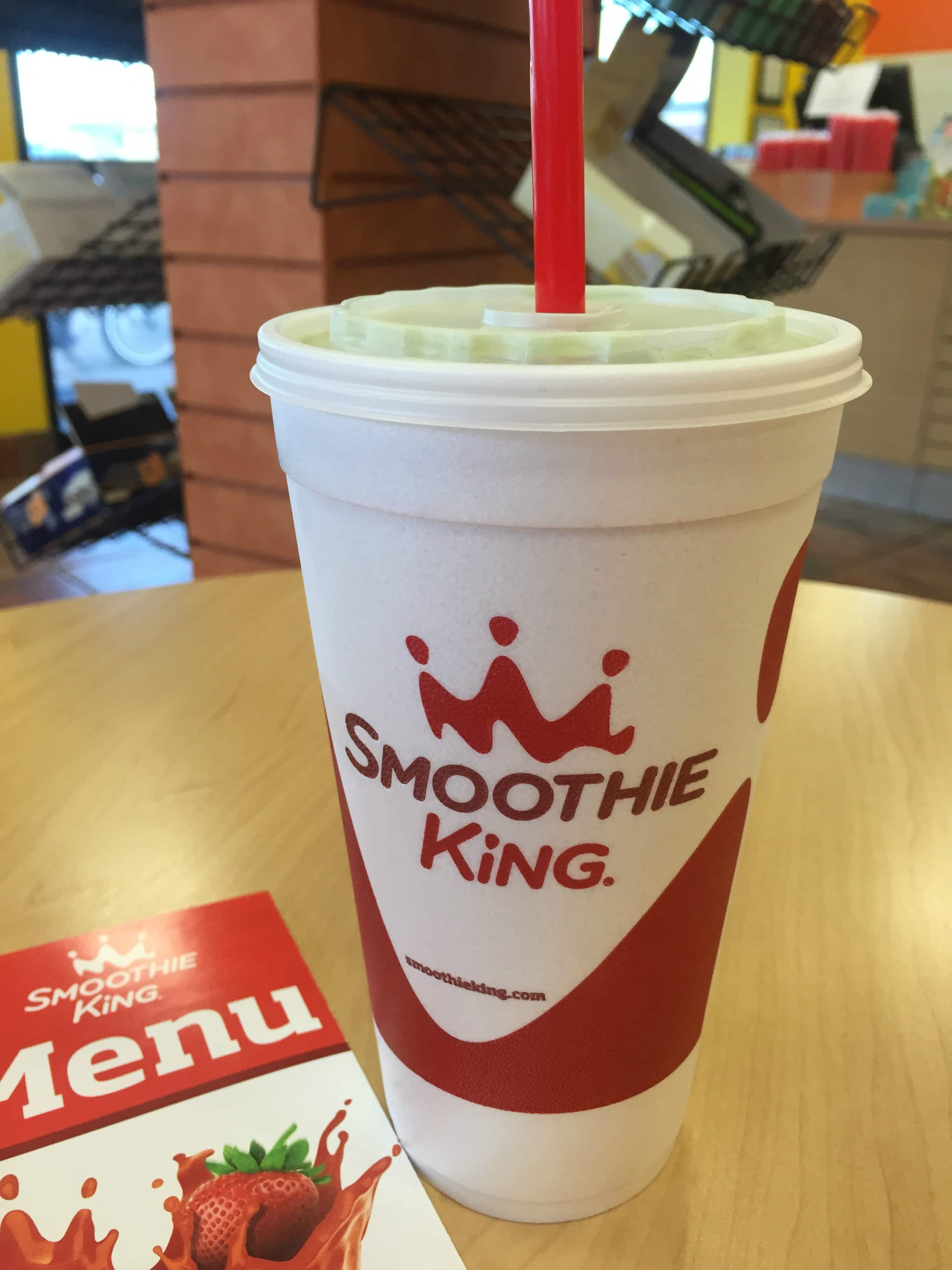 photo about Smoothie King Printable Coupon referred to as Apple Kiwi Kale Smoothie with Smoothie King - Mommy Hates