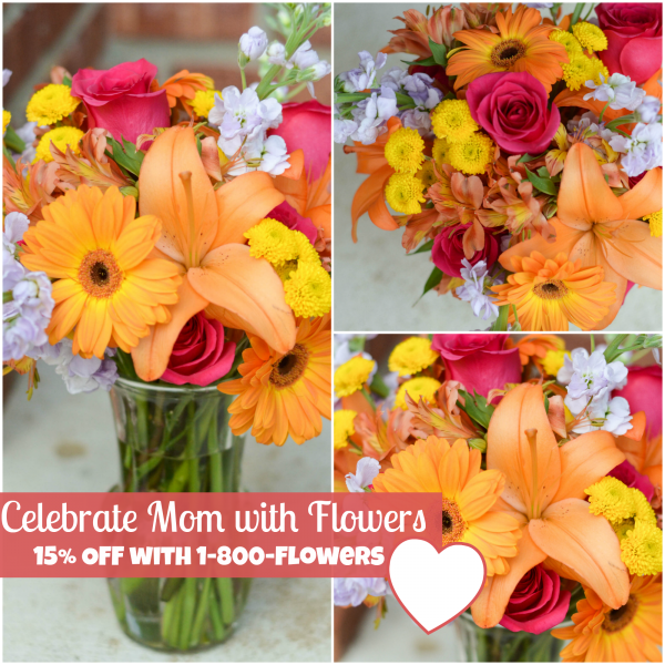 {Deal Alert} Celebrate Mom with 1800Flowers