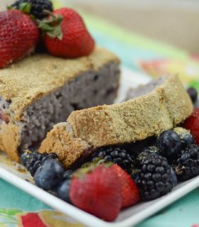 Berry Oatmeal Bread plus Giveaway