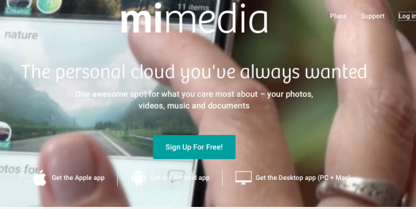 {Giveaway} Sharing Vacation Memories with MiMedia