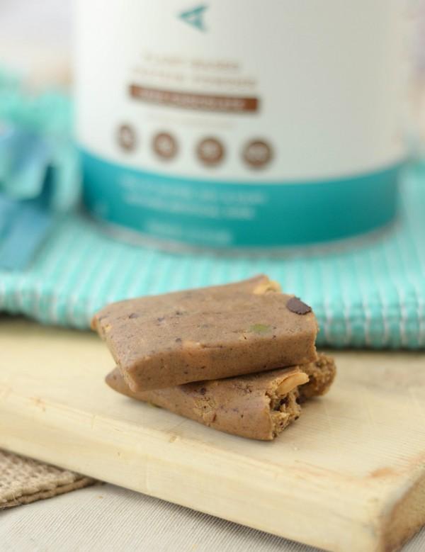Protein Boost with ALOHA #eatpurebepowerful #alohatarget #ad
