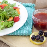 Blackberry Vinaigrette Dressing