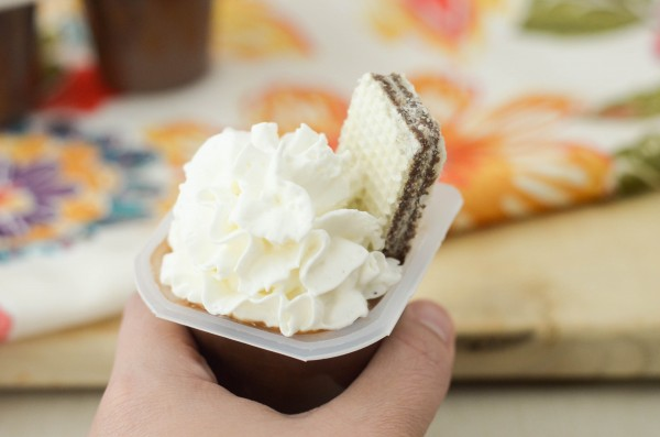 Café Breaks Pudding Parfait #LoveCafeBreaks #ad