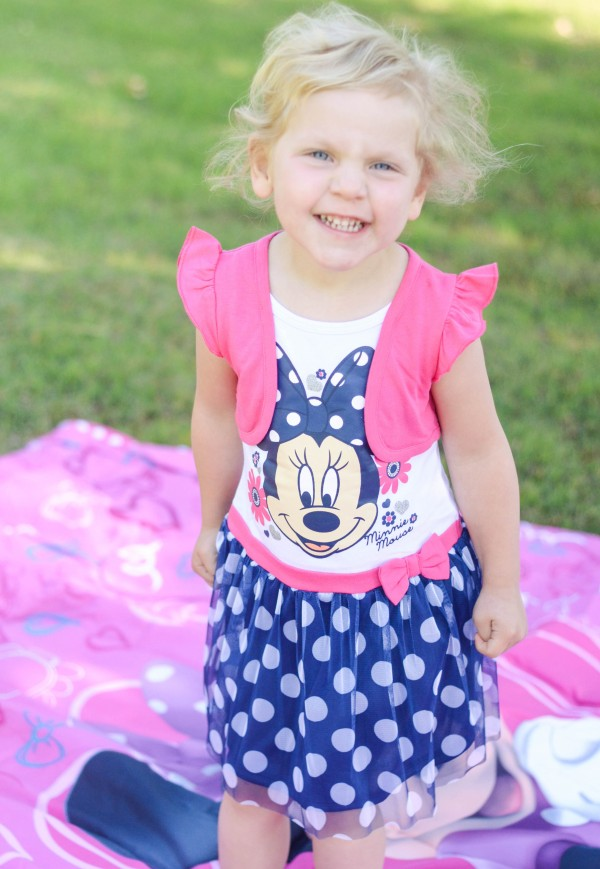 Minnie Me Moments for Mother's Day #MinnieMe #ad