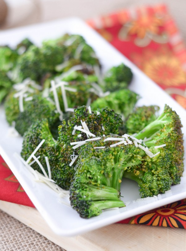 Roasted Broccoli Recipe