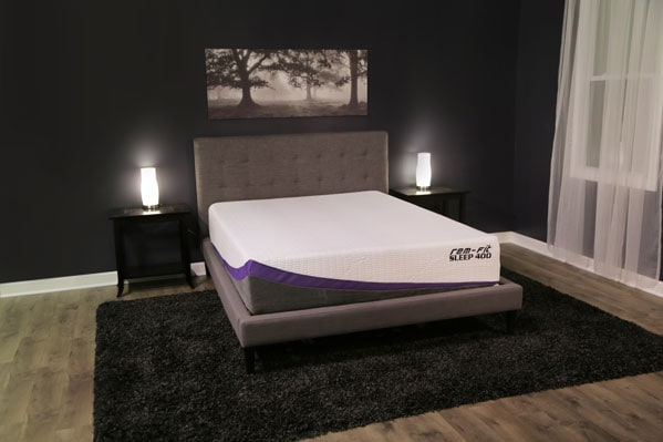 Restful Sleep with REM-Fit