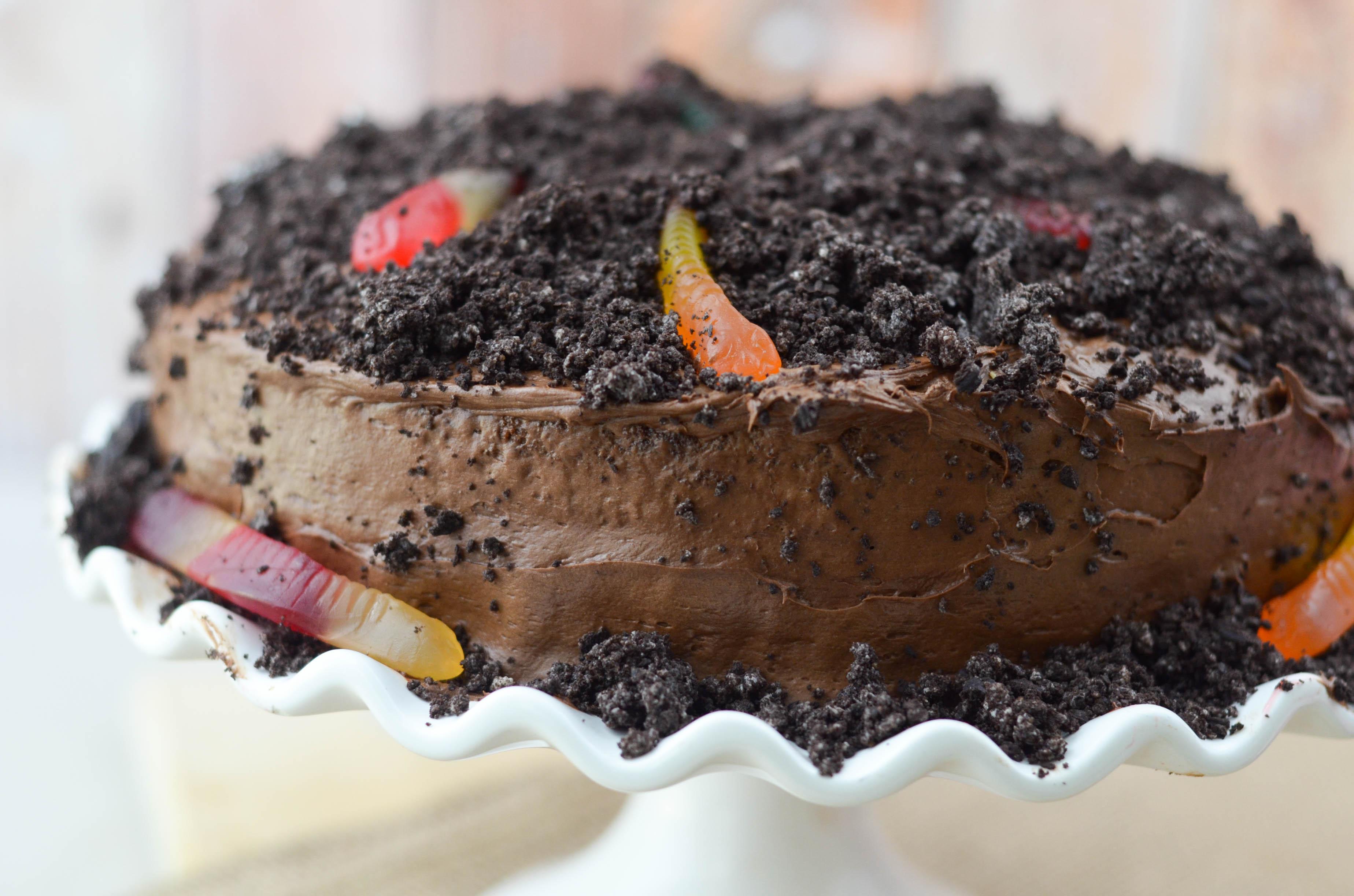 Gluten Free Dirt Cake Recipe