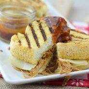 Ultimate BBQ Chicken Sandwich
