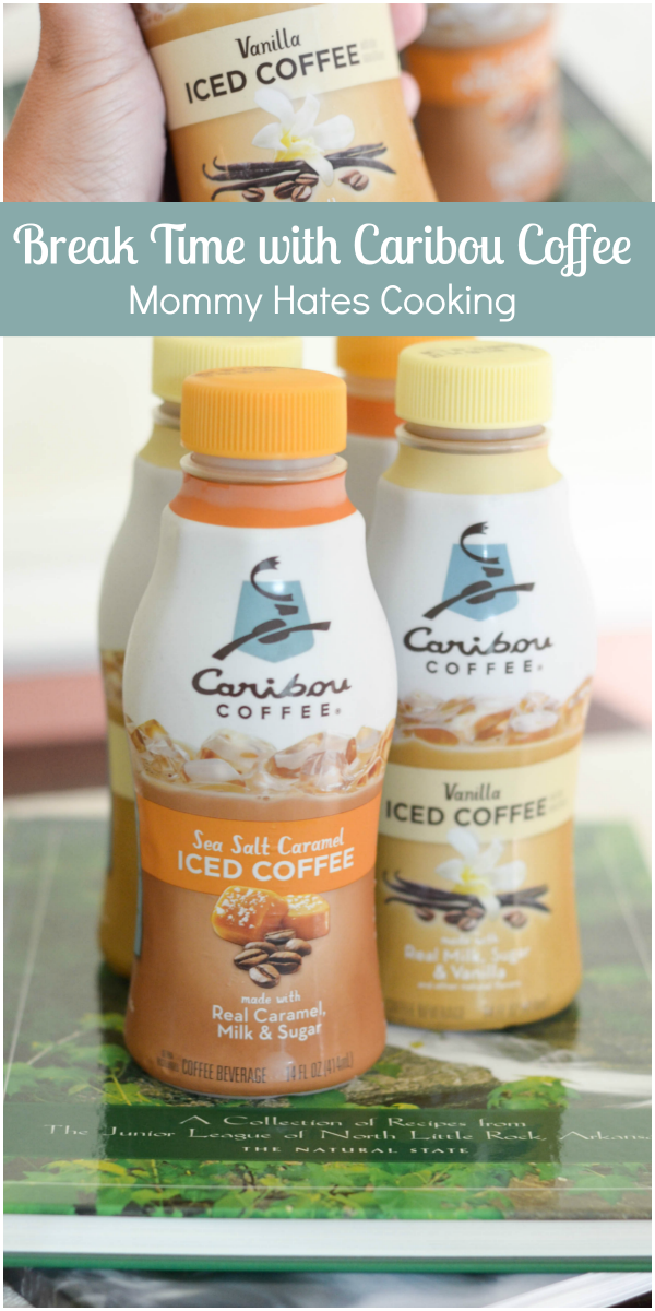 Break Time with Caribou Coffee