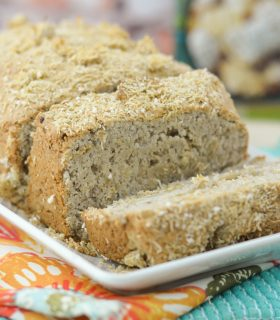 Shredded Wheat Banana Bread