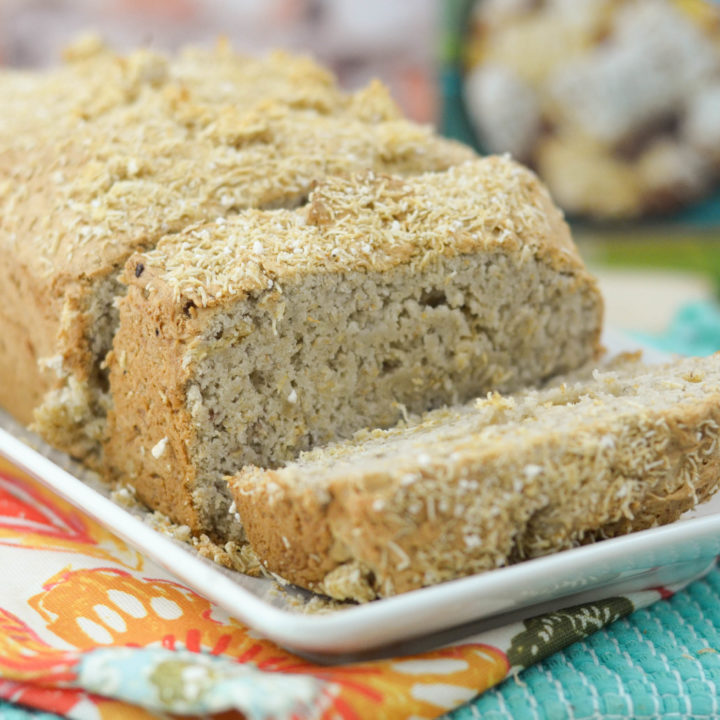 Shredded Wheat Banana Bread