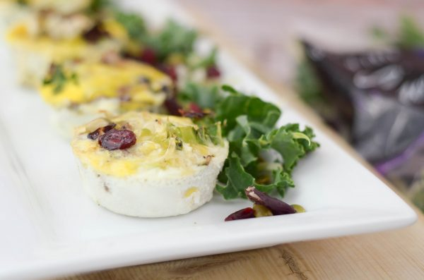 Sweet Kale Omelet #EatSmartatWalmart #ad