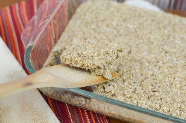 Baked Maple Cinnamon Oatmeal