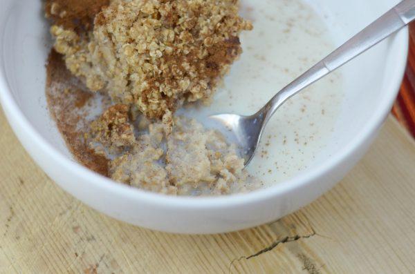 Maple-Cinnamon Oatmeal Cookies Recipe — Dishmaps