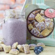 Blueberry Wheat-fuls® Smoothie