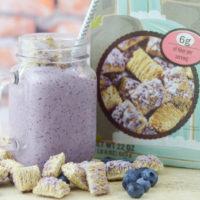 Blueberry Wheat-fuls® Smoothie