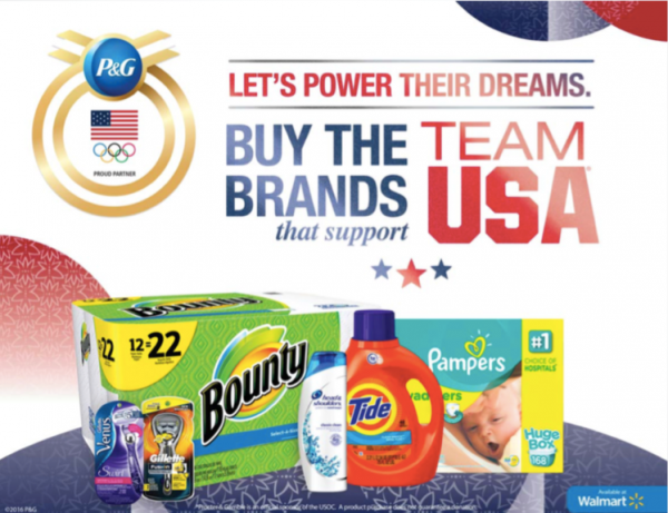 Power Their Dreams with P&G #LetsPowerTheirDreams