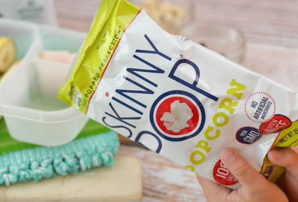 Back to School with SkinnyPop