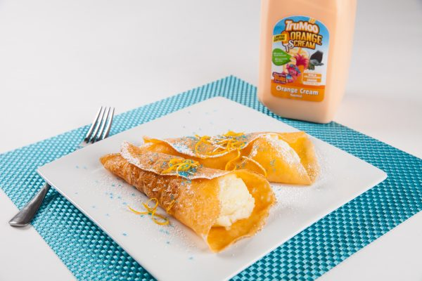 Truly Colorful Crepes #TruMoo AD