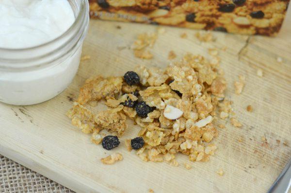 Blueberry Morning Parfaits #RealValueRealDelicious #ad