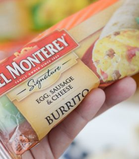5 Quick Breakfast Ideas with El Monterey