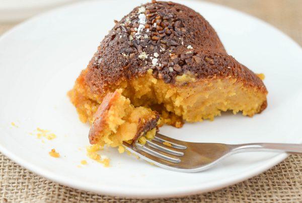 Gluten Free Pumpkin Pie Cake