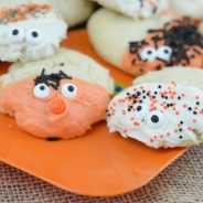 Spooky Sugar Cookies & Halloween Recipes