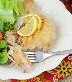 Rosemary Vinaigrette Chicken