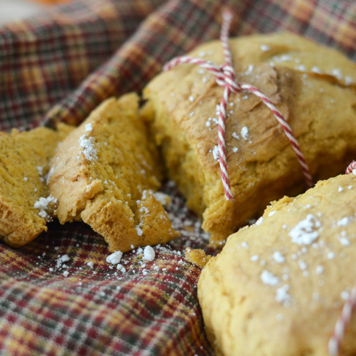 Apple Pumpkin Bread