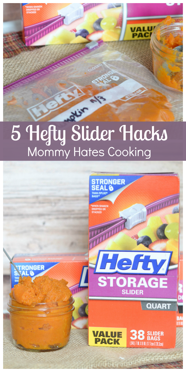 5 Hefty Slider Hacks with Mommy Hates Cooking