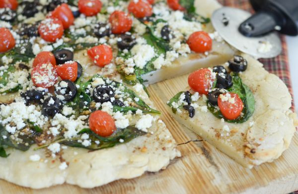 Greek Flatbread