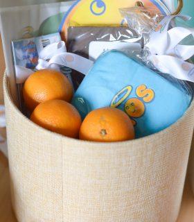 {Giveaway} Wonderful Halos & Cranberry Orange Punch